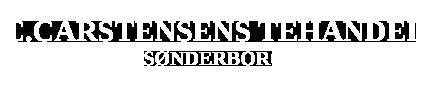 C. Carstensens Tehandel Sønderborg