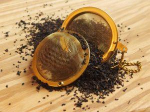 Småbladet kraftig Assam te der givet en god krydret smag. Velegnet til mælk.