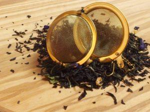 Kinesisk te tilsat bergamotte olie og jasmin blomst. Teen har en dejlig Jasmin smag og er dejlig aromatisk.