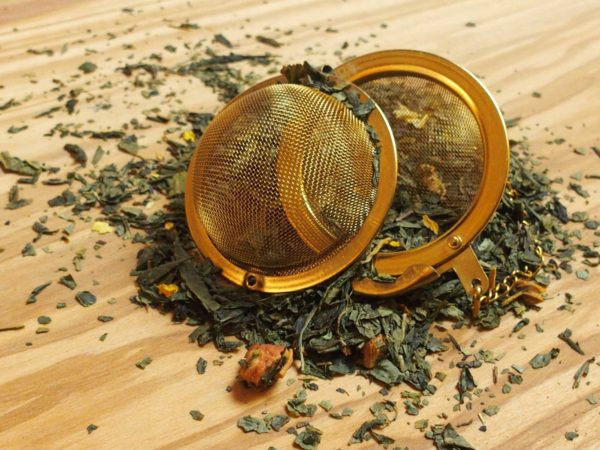 Denne grønne te er meget populær. Æble og kvæden giver en karakterfuld aroma med en dejlig eftersmag.