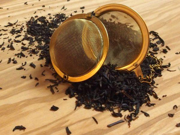 En te for Irish Coffee fans. Teen er let kraftig med den herlige Irish Coffee aroma. En ideel eftermiddags- og aften te.