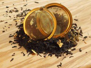 En populær klassisk aromate. Kvædearomaen giver en behagelig og rar smag. Teen er velegnet som eftermiddags- og aftente.