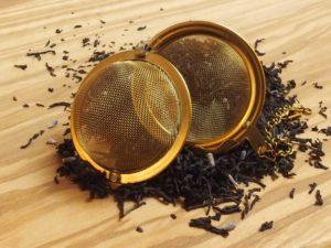 En sort te med den meget karakteristiske smag af natulig lavendel. Ideel til en varm sommerdag.