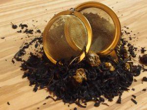 En dejlig rund og fyldig sødme fra abrikos og champagne kendetegner denne dejlige te. Egner sig godt til is te.
