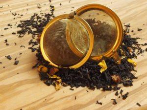 Denne rare og behagelige æble og kvæde te blanding, giver en karakterfuld aroma med en herlig eftersmag.