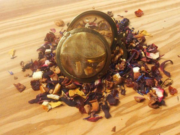 Ren frugt te