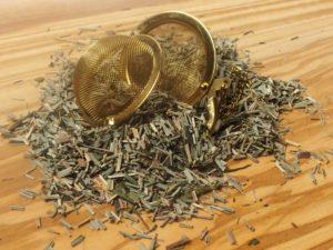 Madam Butterfly te med lemongræs og grøn te