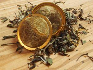 Hvid te tilsat naturlig bergamot olie. En klassiker hvor den hvide te sørger for lethed i smagen.