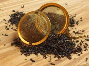 Klassisk Darjelling storbladet te, der har en pragtfuld duft, let sødlig og nøddeagtig smag.