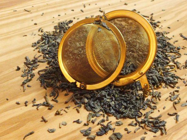 En kraftig grøn te fra Kina, der normalt har noget mildere teer. Bladene er stramt rullet og teen egner sig til at blive brygget på flere gange.
