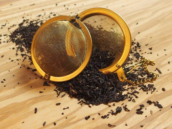 Klassisk engelsk morgen te med god dybde og frisk krydret eftersmag.
