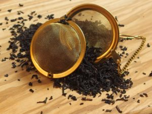 Nilgiri te fra det sydvestlige Indien. Teen minder om Ceylon teer og har en mættende eftersmag.