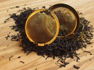 Udsøgte Assam teer med mange guldbrune bladspidser kendetegner denne ostfriesiske specialiet. Teen har en mellemkraftig og aromatisk karakter uden at blive bitter.