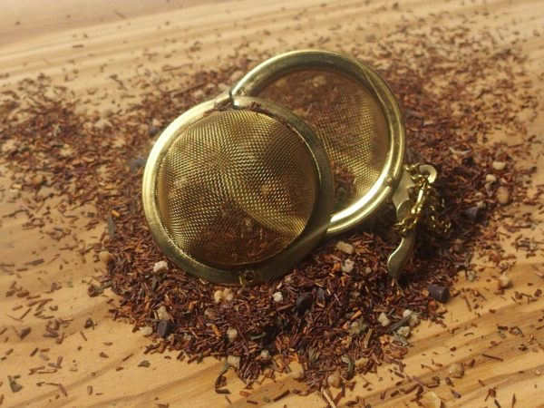 Rooibos urte te fra Sydafrika. Frisk og sødlig blandning bestående af mint, chokolade og fløde. God aften te.