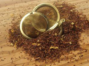 Rooibos urte te fra Sydafrika. Dejlig mild te med den kendte kvæde smag