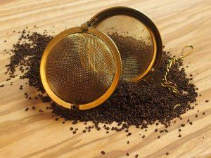 En småbladet ren kraftig te te fra Tanzania forarbejdet efter CTC metoden