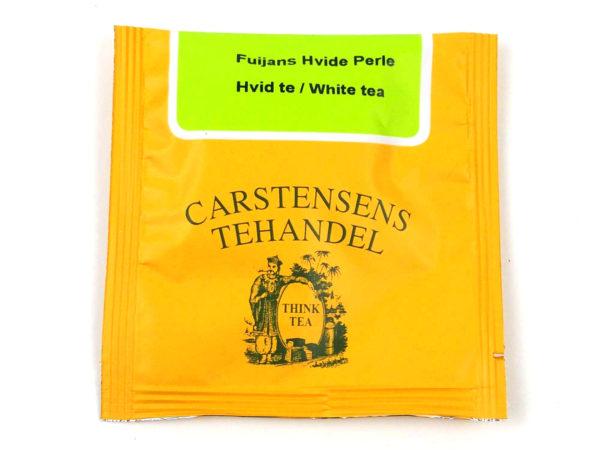Tebrev med Fuijans Hvide Perle til undervejs eller bare til en enkelt god kop te.