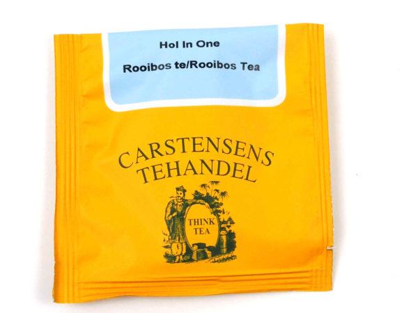 Tebrev med Hole In One ® til undervejs eller bare til en enkelt god kop te.