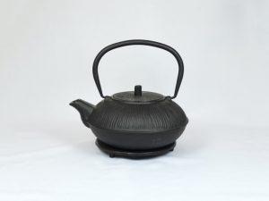 Støbejerns Tekande incl. rustfristål filter
